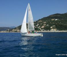 Noviziato in barca a vela 2013