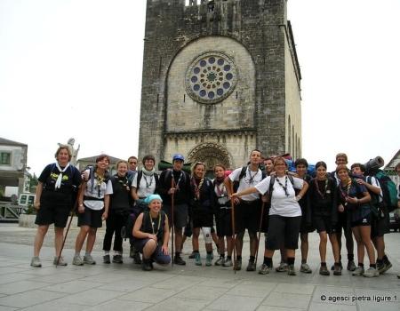 Santiago de Compostela 2004