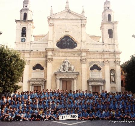 1975-1985 Decennale del Gruppo
