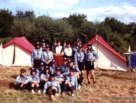 Jamborette 1981
