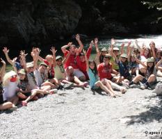 Vacanze di Branco 2014 a Nava