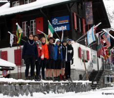 Route di Noviziato – Aosta e KISC (2014)