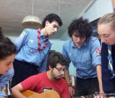 Uscita Noviziato – San Pietrino (nov-2014)