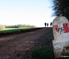 Route di Pasqua – Via Francigena Siena (apr-2015)