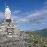60° anniversario della posa della statua della Madonna sul Monte Frontè