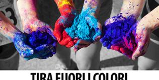 """Concorso """"Tira fuori i colori"""": crea il fazzolettone del nuovo gruppo"""